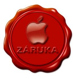 "2. rok záruky pro MacBook Air/13"" MacBook Pro"