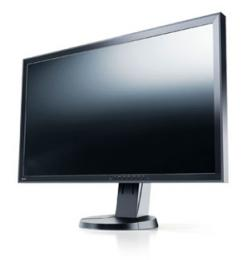 Eizo LCD EV2736WFS, černé
