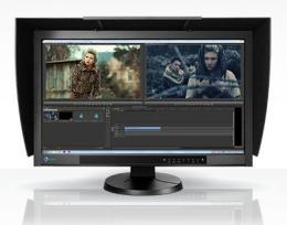 "Eizo LCD širokoúhlé CG277W 27"" Black"