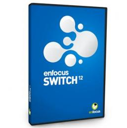 Enfocus Switch 12 Core Engine MAC/WIN (default 4 concurrent processing tasks)