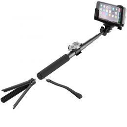 Cygnett GoStick - Bluetooth Selfie Stick/stativ pro smartphone a GoPro