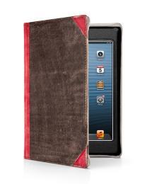 TwelveSouth BookBook kožený obal pro iPad mini - červený