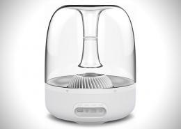 Harman/Kardon Aura White - bezdrátový audio systém s AirPlay