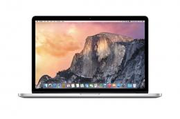 MacBook Pro 15-inch Retina quad-core i7 2.2GHz/16GB/256GB/Iris Pro Graphics/OS X - IE klávesnice