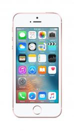 iPhone SE, 16GB, růžově zlatý