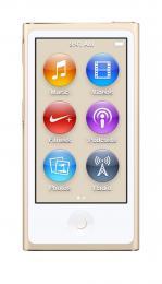 iPod nano 16GB, zlatý