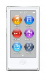 iPod nano 16GB, stříbrný