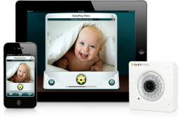 Y-cam BabyPing Video Monitor - dětská chůvička (pro iPad, iPhone a iPod Touch)
