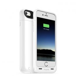 mophieJuice Pack Air - pouzdro s baterií pro iPhone 6, bílé