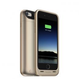 mophieJuice Pack Air - pouzdro s baterií pro iPhone 6, zlaté