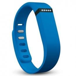 Fitbit Flex, snímač denní aktivity a kvality spánku, modrý
