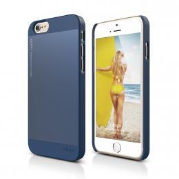 ELAGO S6 Outfit, tenký plastový obal pro iPhone 6, modro-modrý