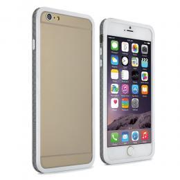 Proporta Bumper, rámeček pro iPhone 6S Plus/6 Plus, bílý
