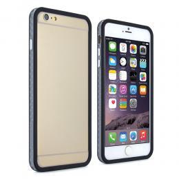 Proporta Bumper, rámeček pro iPhone 6S Plus/6 Plus, černý