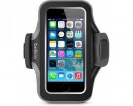 BELKIN pouzdro SLIM-FIT PLUS Armband iPhone 6/6S - černé