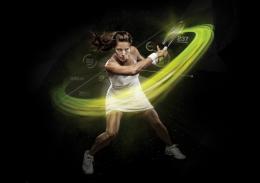 Zepp Tennis, 3D snímač tenisových úderů pro iPhone, iPad a Android