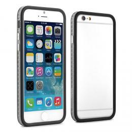 Proporta Bumper, rámeček pro iPhone 6, černý