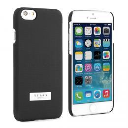 Ted Baker Wookey Mini Geo, obal pro iPhone 6, černý