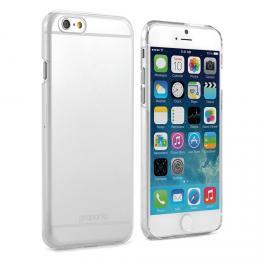 Proporta, pevný plastový obal pro iPhone 6 Plus, průhledný