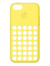 iPhone 5C Case - žlutý