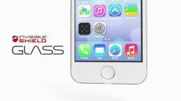 InvisibleSHIELD Glass pro Apple iPhone 5/5S/5C