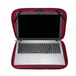 "Crumpler Base Layer 13"" Black/Rust Red, neoprenové pouzdro (pro MacBook 13"")"