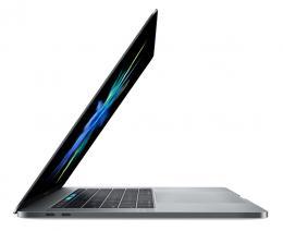 """MacBook Pro 15"""" s Touch Bar/i7 2.6GHz/16GB/256GB/Radeon Pro 450/macOS/vesmírně šedý - CZ klávesnice"""