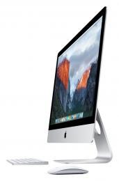 """iMac 27"""" Retina 5K quad-core i5 3.2GHz/8GB/2TB Fusion Drive/AMD Radeon R9 M380 2GB/ OS X - Magic Keyboard CZ"""