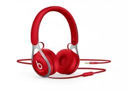Beats EP - On-Ear sluchátka, červená barva