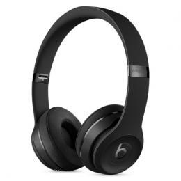 Beats Solo3 - bezdrátová On-Ear sluchátka s ovládáním, černá