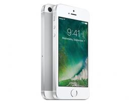 iPhone SE, 32GB, stříbrný