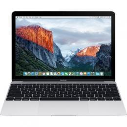 """MacBook 12"""" stříbrný 1.2GHz dual-core Intel Core M3/16GB/HD615/256GB flash, CZ klávesnice"""
