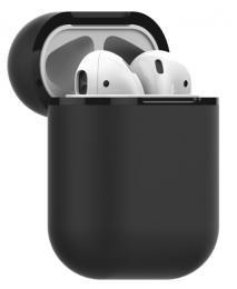 LAB.C obal na Airpods pro bezdrátové nabíjení - černý