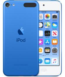 iPod touch 32GB, modrý