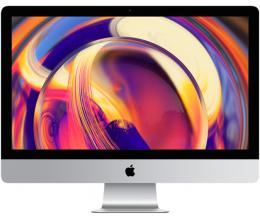"""iMac 27"""" Retina 5K 6-core i5 3.7GHz/8GB/2TB Fusion Drive/Radeon Pro 580X 8GB/ macOS - Magic Keyboard s Numpad CZ"""