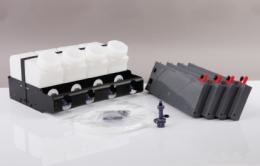Bulk systém pro dolévání z lahví