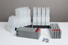 Bulk systém na 2-litrové pytlíky